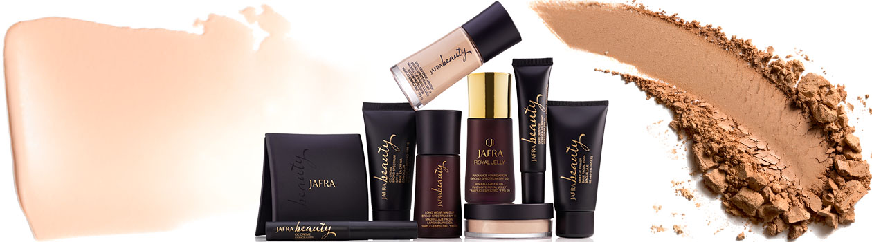 Jafra smink
