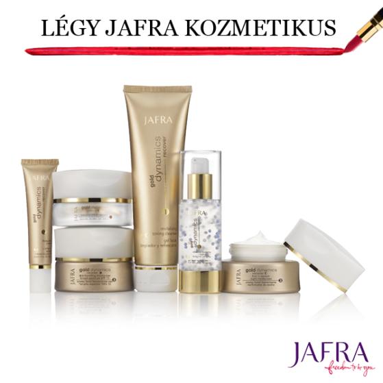 Legy Jafra Kozmetikus