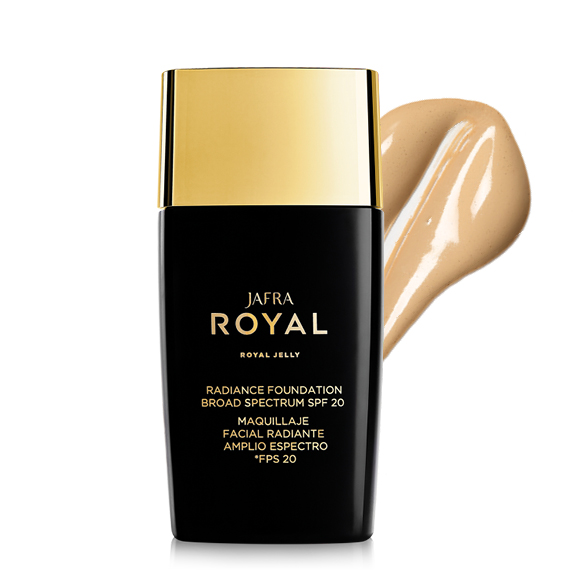 Jafra Royal radiance alapozó