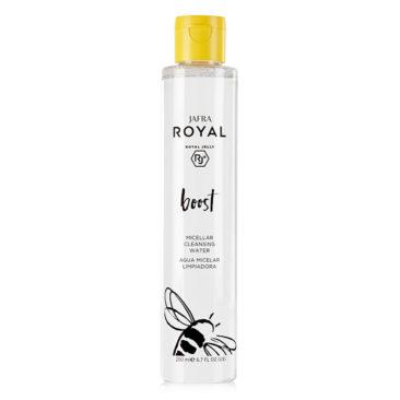 Royal Boost Micellás arctisztító víz száraz/érzékeny bőrre