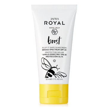 Boost Nappali arckrém SPF30 száraz/érzékeny bőrre