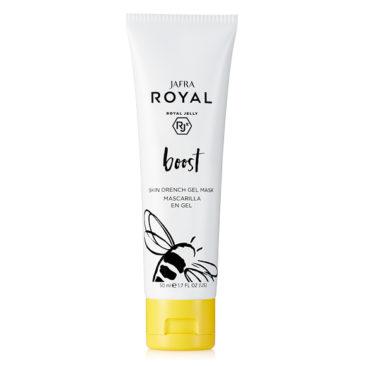 Royal Boost Hidratáló gél maszk száraz/érzékeny bőrre